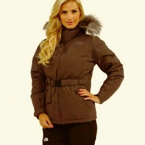 The North Face women's down Greenland coat